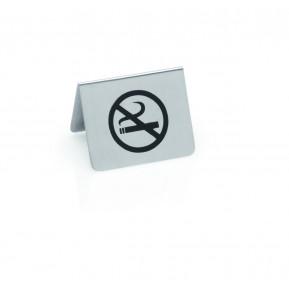 Chevalet, symbole non-fumeur, 5x4cm