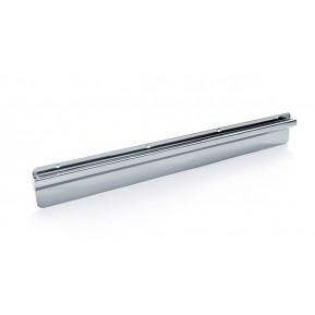 Rail pour Bon en inox, longueur/cm 120