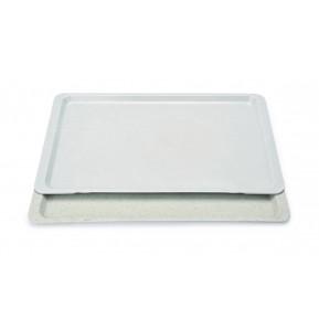 Plateau Polyester GN 1/1, gris clair