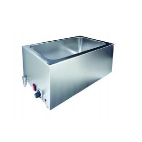 Bain-Marie ECO GN 1/1 - 200 mm, mit Ablasshahn