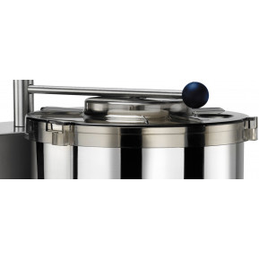 Kunststoffdeckel für Cutter Pratic 3