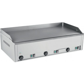 Elektro-Grillplatte PROFI 90 mit verchromter Platte