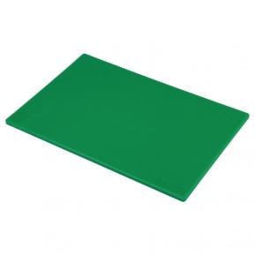 Planche à découper basse densité Hygiplas verte