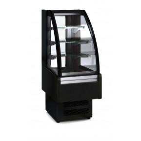 Kühlvitrine Profi 60S - rundes Frontglas | Kühltechnik/Kühlvitrinen/Tischkühlvitrinen