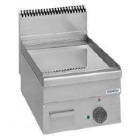 Plancha électrique Dexion série 66 - 40/60 lisse, appareil à poser