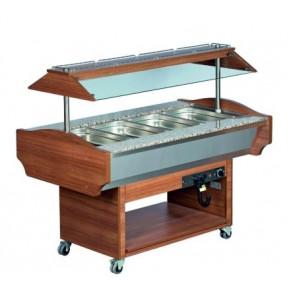 Wärmebuffet ECO 4 | Kochtechnik/Warmhaltegeräte/Heiße-Theken