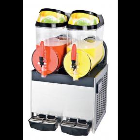 Machine à boissons frappées ECO2x10litres