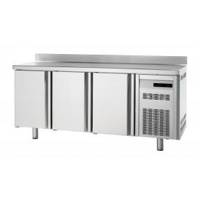 Tiefkühltisch Premium 3/0mit Aufkantung