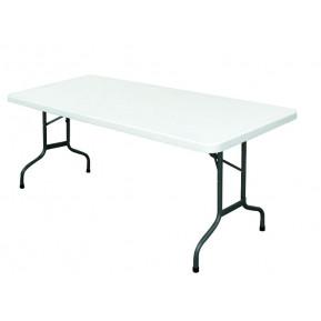 Table de buffet pliante 1,8 m
