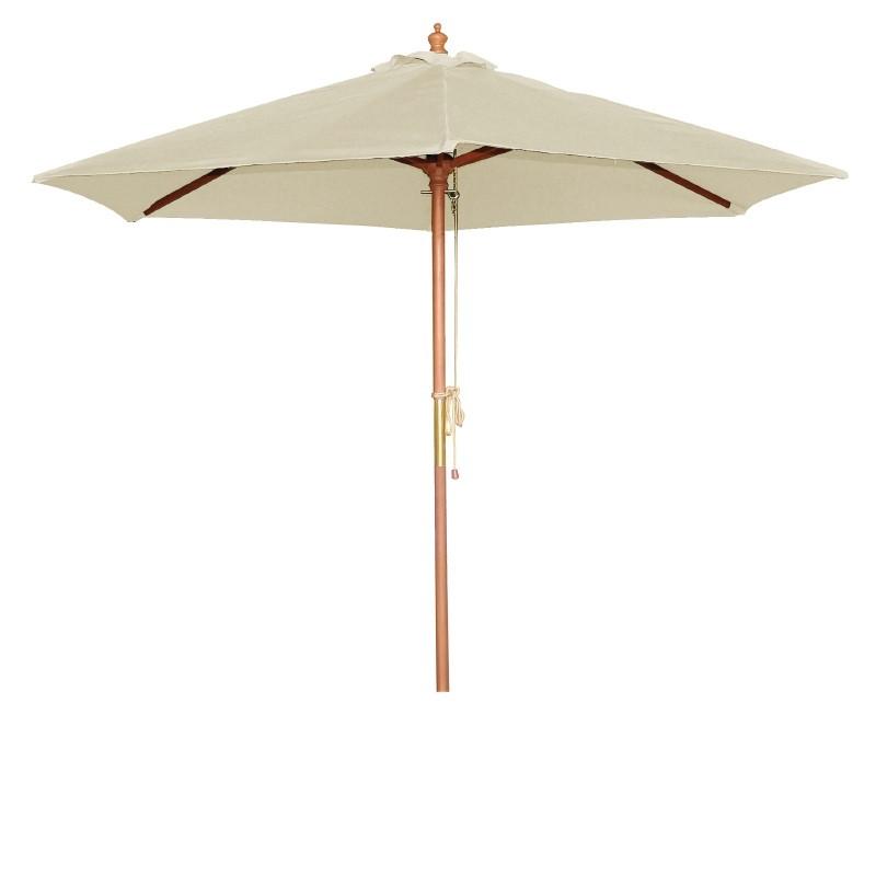 parasol 5 metre rond