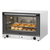 Bäckerei Backofen AT400 mit Beschwadung | Kochtechnik/Heißluftöfen & Kombidämpfer/Bäckereibacköfen