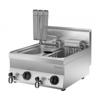 Bartscher Elektro-Fritteuse 2 x 10 Liter - 18,0kW - Artikel 115205