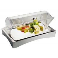 APS Box réfrigéré GN 1/1 -Top Fresh- env. 56,5 x 36 cm, hauteur 8,5 cm