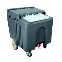 Ice-Caddy, Premium-Qualität, 110l, dunkelgrau   Lager & Transport/Servier- & Transportwagen/Icecaddies