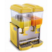 Saro Kaltgetränke-Dispenser 2x12L gelb