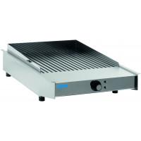 Saro Elektro-Grillplatte WOW Grill Mini gerillt - Tischgerät