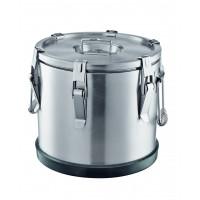 Thermobehälter Chromnickelstahl - 6 Liter   Lager & Transport/Speisentransport/Speisentransportbehälter