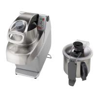 Dito Sama Kombigerät Kutter/Gemüseschneider - 7 Liter Edelstahlkessel | Vorbereitungsgeräte/Gemüseschneider