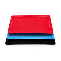 Plateau Polyester GN 1/1 - bleu