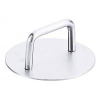 Tampon à presser pour cercle à mousse/emporte-pièces rond, diamètre 6cm