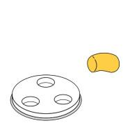 Disque de forme Gnocchi 57