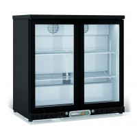 Réfrigérateur bar Profi 200 litres - noir