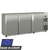 Barkühltisch PROFI 3/0 - Edelstahl
