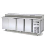 Table réfrigérée PROFI 250  ̶  avec station de garniture EN 600 x 400