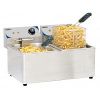 CASSELIN - Friteuse électrique 2 x 8 litres