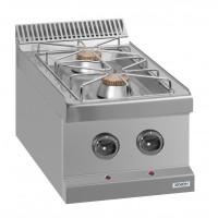Gasherd Dexion Serie 77 - 40/70 14 kW Tischgerät