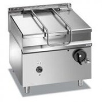 Elektro-Kippbratpfanne Dexion Serie 98 - 80 Liter, Pfanne aus hochwertigem Edelstahl|Kochtechnik/Kippbratpfanne/Elektro-Kippbratpfannen