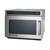 Menumaster Mikrowelle 17 Liter mit Touch Bedienfeld, 1400 Watt | Kochtechnik/Mikrowellen
