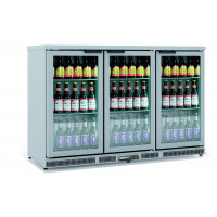 Réfrigérateur bar Profi 305 litres - en inox