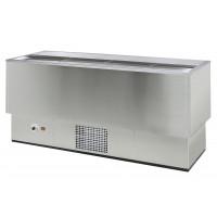 Coffre à boissons réfrigéré Profi 350 litres - inox