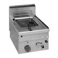 Friteuse à gaz Dexion série 66 - 40/60 8 litres ─ à poser