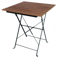 Table de café Bolero aspect bois