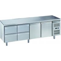 Table réfrigérée ECO 2/4 - GN 1/1