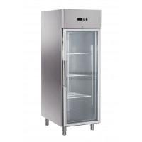 Réfrigérateur ECO 650 GN 2/1 avec porte vitrée