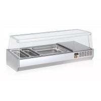 Présentoir réfrigéré Premium 5x 1/3 – 1500