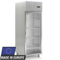 Réfrigérateur Profi 700 GN 2/1 - avec porte en verre