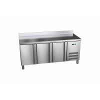 Kühltisch ProLine 600 0/3 mit Aufkantung