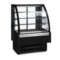 Kühlvitrine Profi 90 - rundes Frontglas | Kühltechnik/Kühlvitrinen/Tischkühlvitrinen