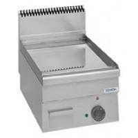 Grill à gaz Dexion Série 66 - 40/60 lisse, chromée à poser