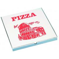 Carton à pizza Papstar, 26x26cm – 100pièces