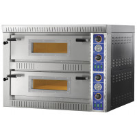 GAM Pizzaofen SB44 Top | Kochtechnik/Pizzaöfen/Doppelkammer-Pizzaöfen