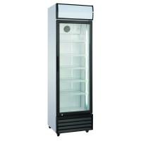 Getränkekühlschrank ECO 338L mit Leuchtaufsatz