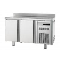 Tiefkühltisch Premium 2/0 mit Aufkantung