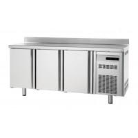 Tiefkühltisch Premium 3/0 mit Aufkantung