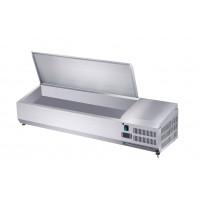 Présentoir réfrigéré ECO 3x GN 1/3 + 1x GN 1/2