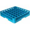 Casier à verres ECO 500x500 avec compartiments  60x60 mm